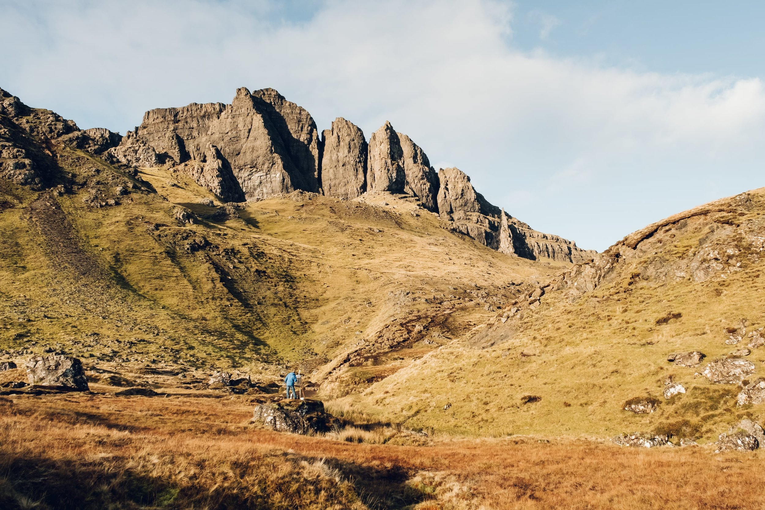 Old Man of Storr photographed by Haarkon