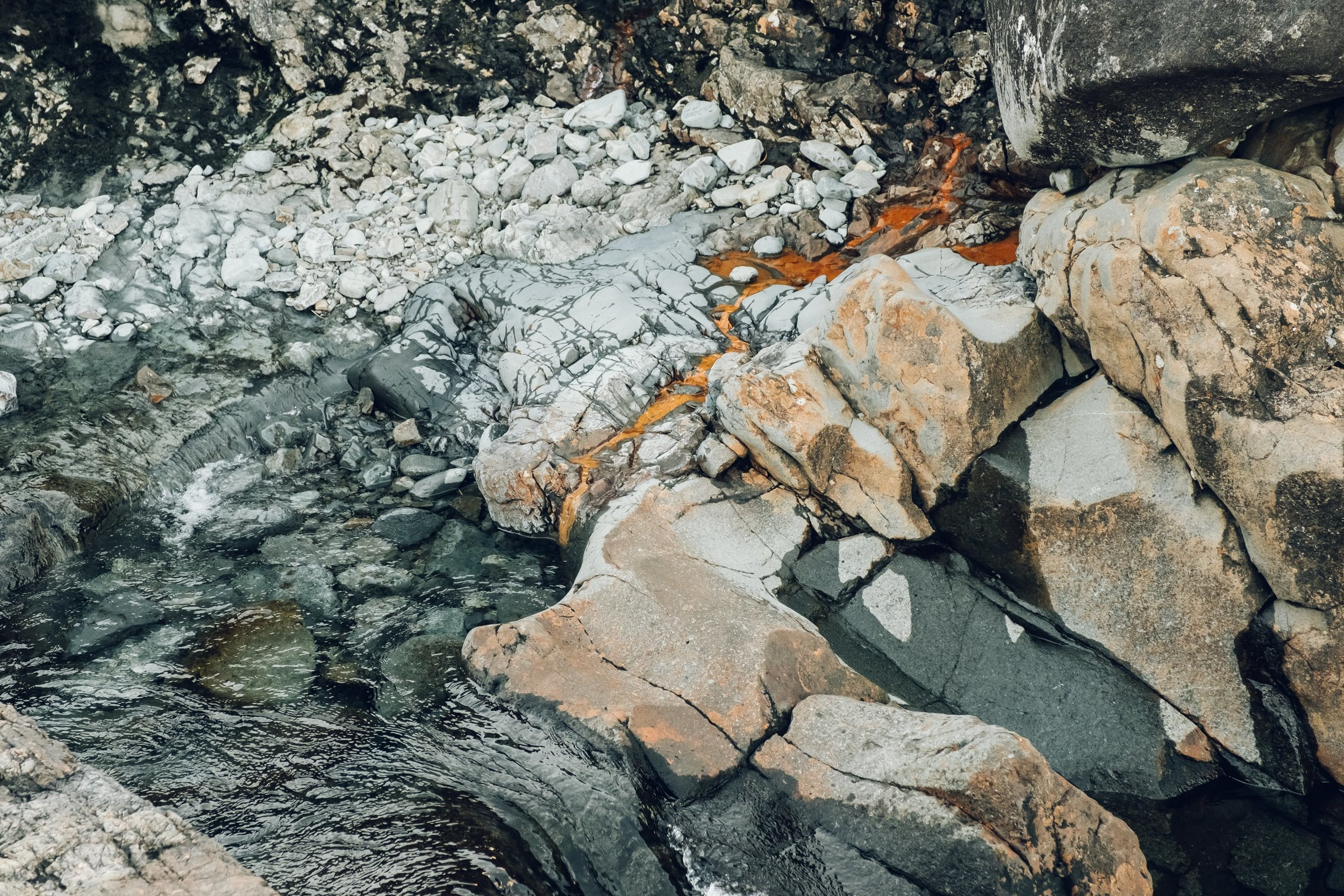 Fairy Pools Glen Brittle photographed by Haarkon