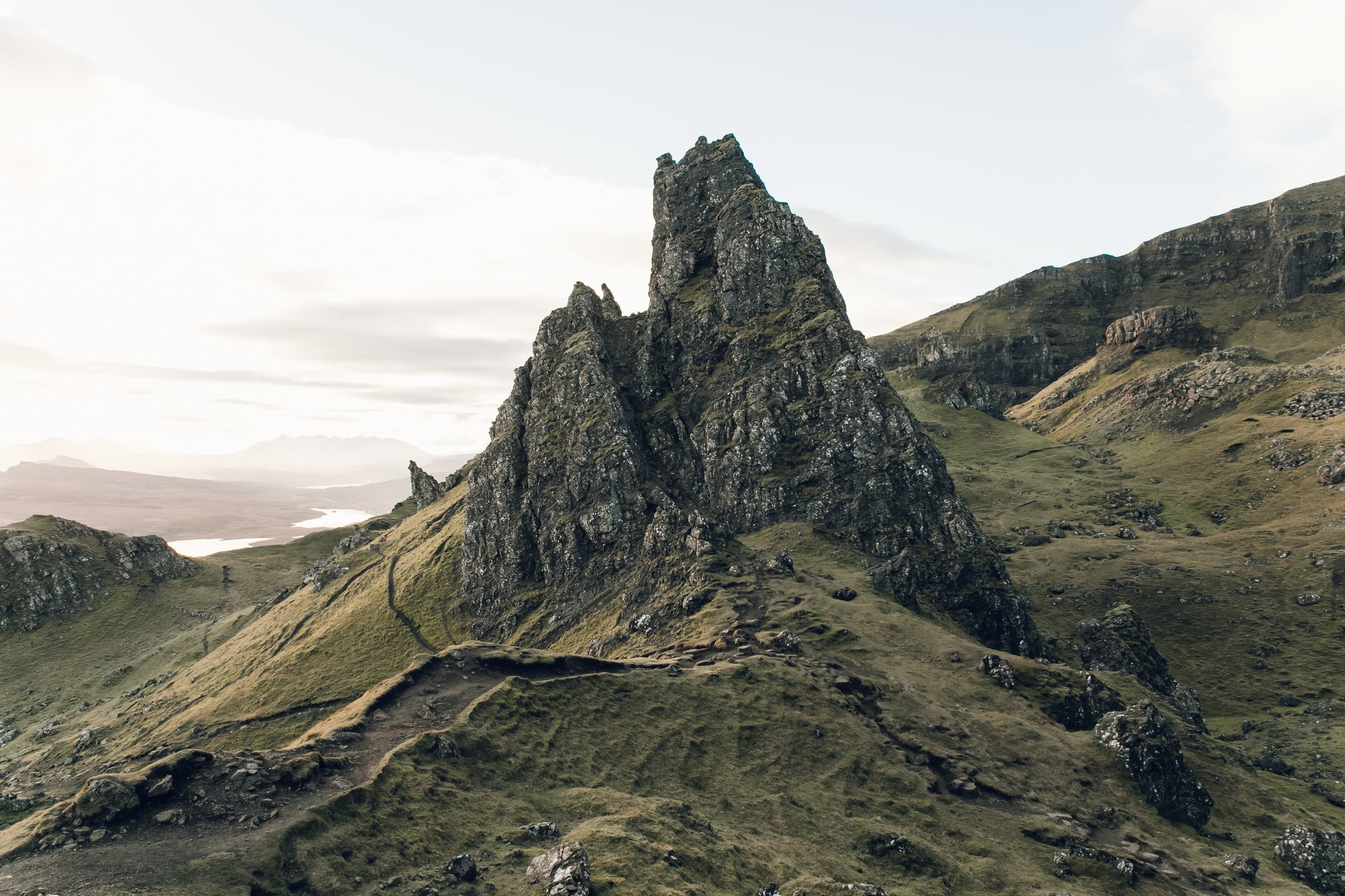 The Old Man of Storr photographed by Haarkon