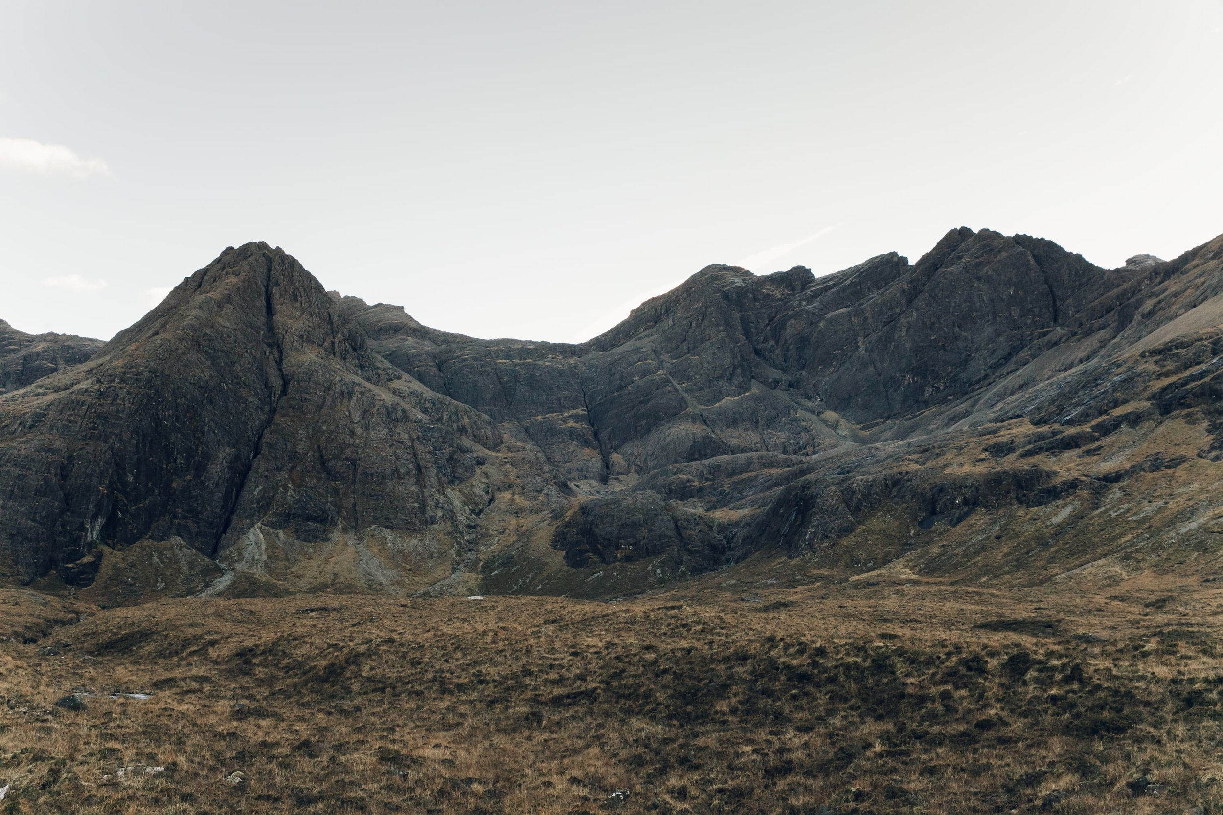 The Fairy Pools photographed by Haarkon