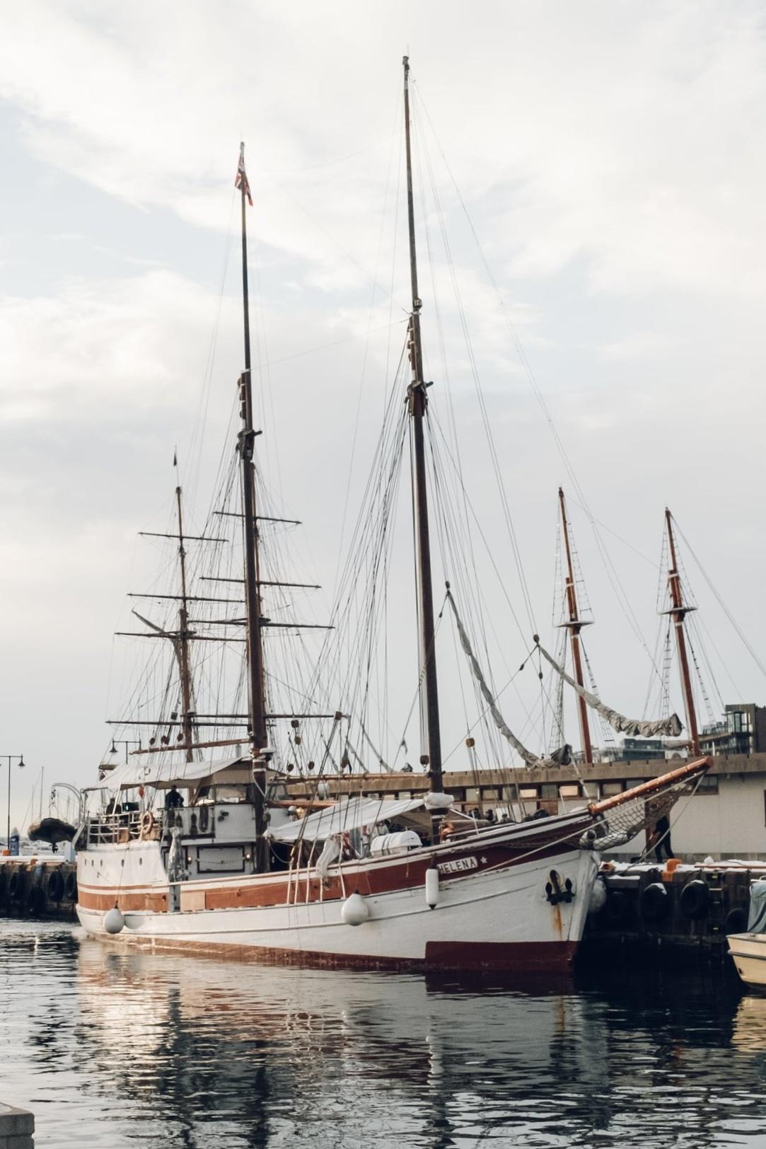 Oslo Fjord Cruise in Winter - by Haarkon
