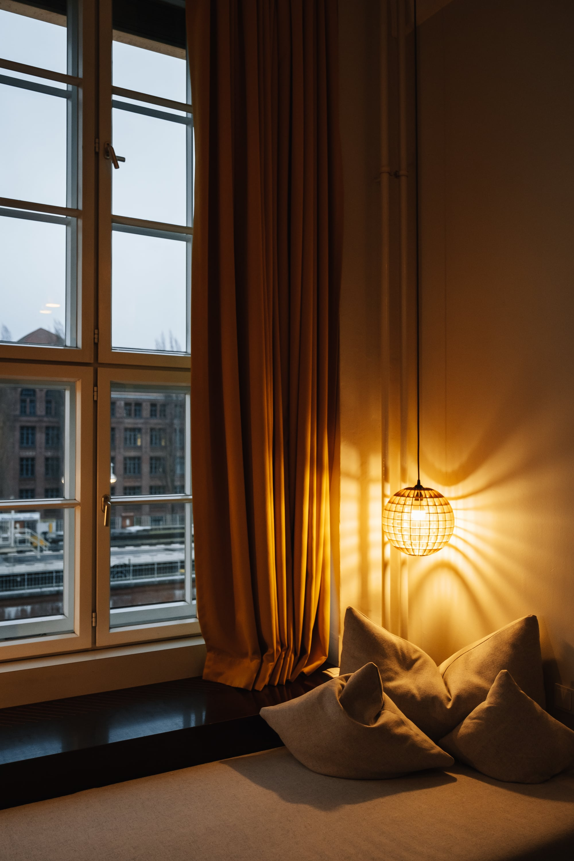 Haarkon in Berlin —a city guide. Michelberger Hotel