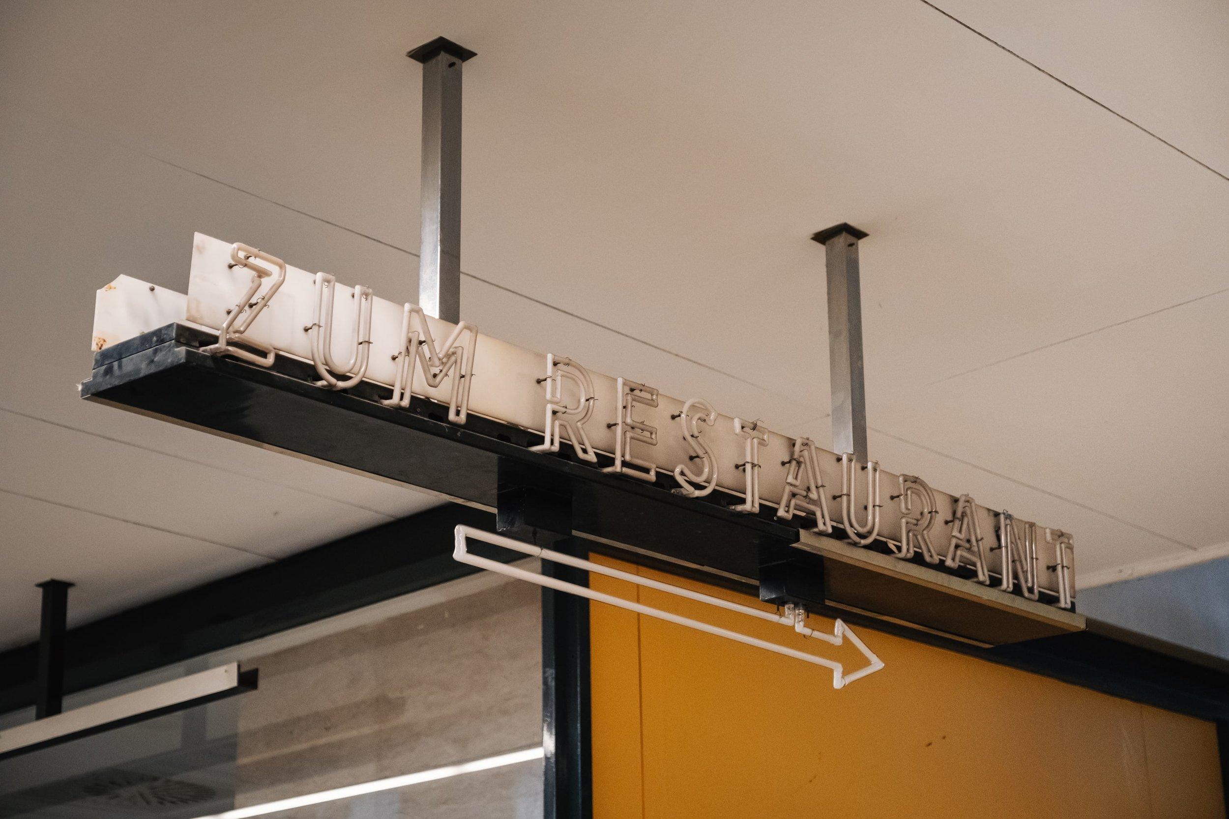 Haarkon in Berlin —Tempelhof Airport.