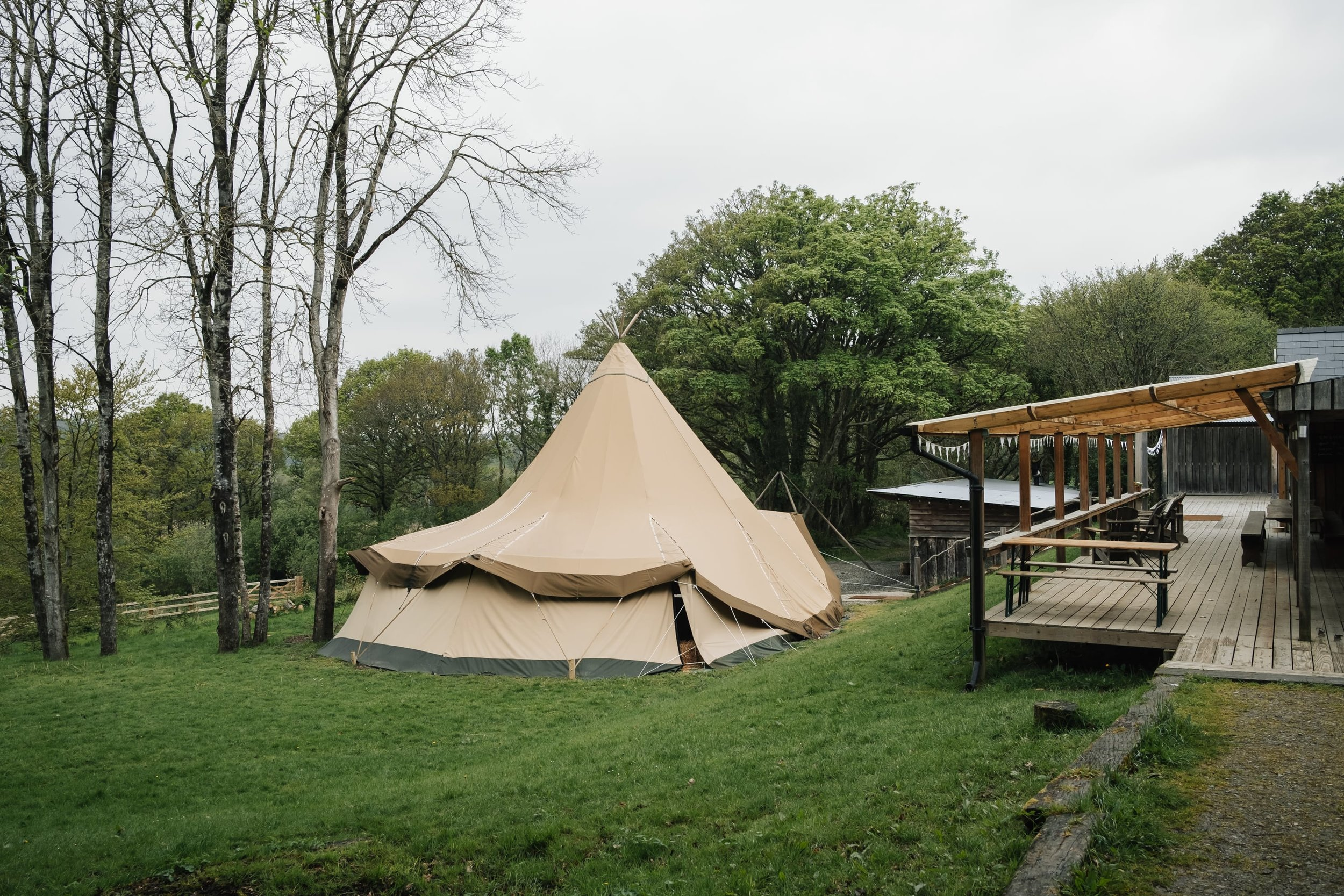 Fforest Onsen Dome review by Haarkon - Cilgerran, Wales