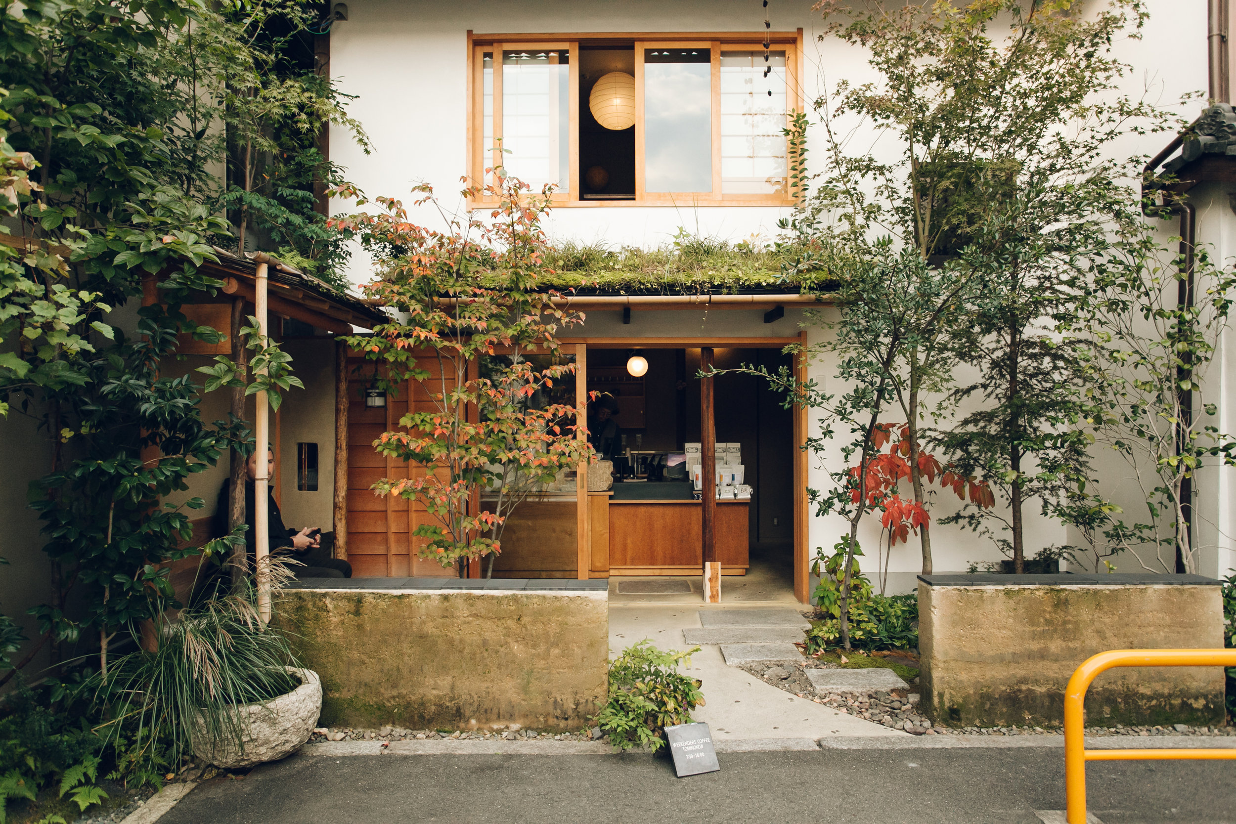 Coffee Shops and Teahouses -