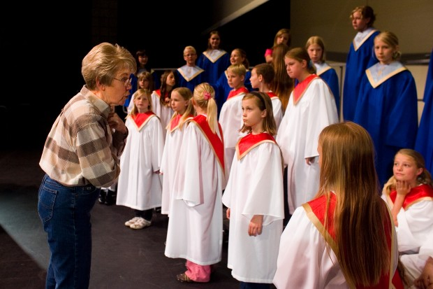 About - Learn more about how your child can benefit from participation in the Utah Children's Choir.