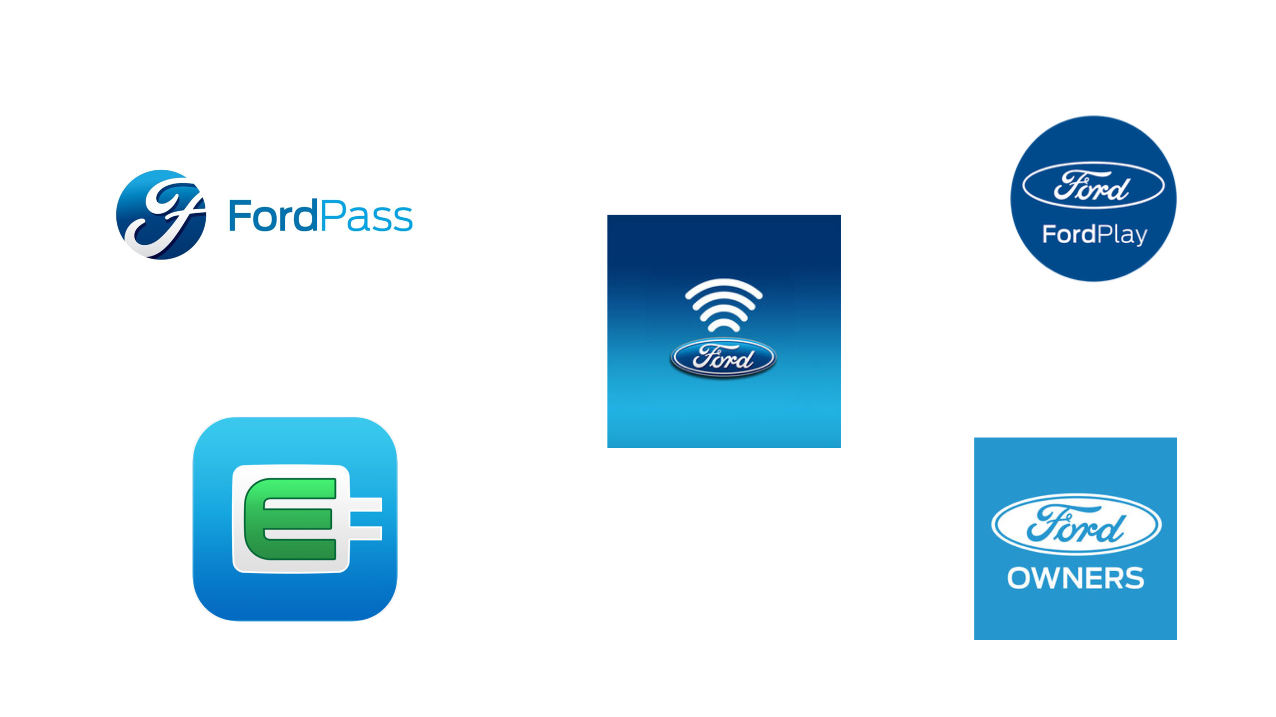 Limited utility of apps - There are multiple apps like Ford Owners, FordPass, Ford Remote, and Ford Social (U.S. website, no app)for different functions across different markets. While FordPass is a capable app available in limited markets, the other apps are severely limited in their utility.