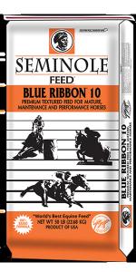 Seminole Blue Ribbon 10 $20.05