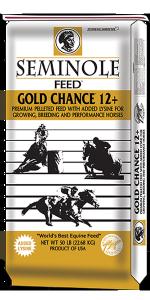 Seminole Gold Chance 12+ $18.98