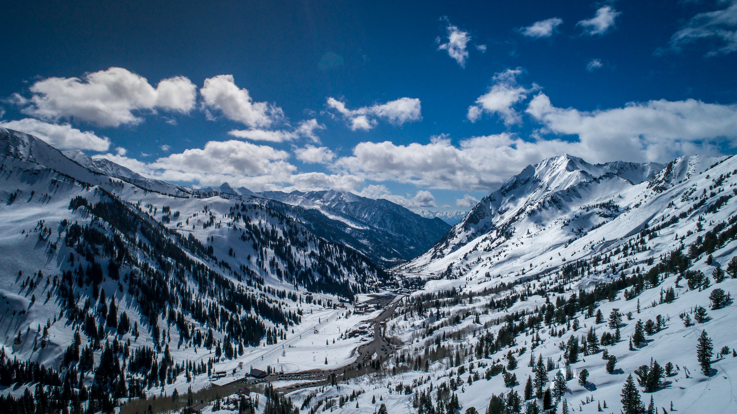 Alta Ski Resort - Snowbird Ski Resort