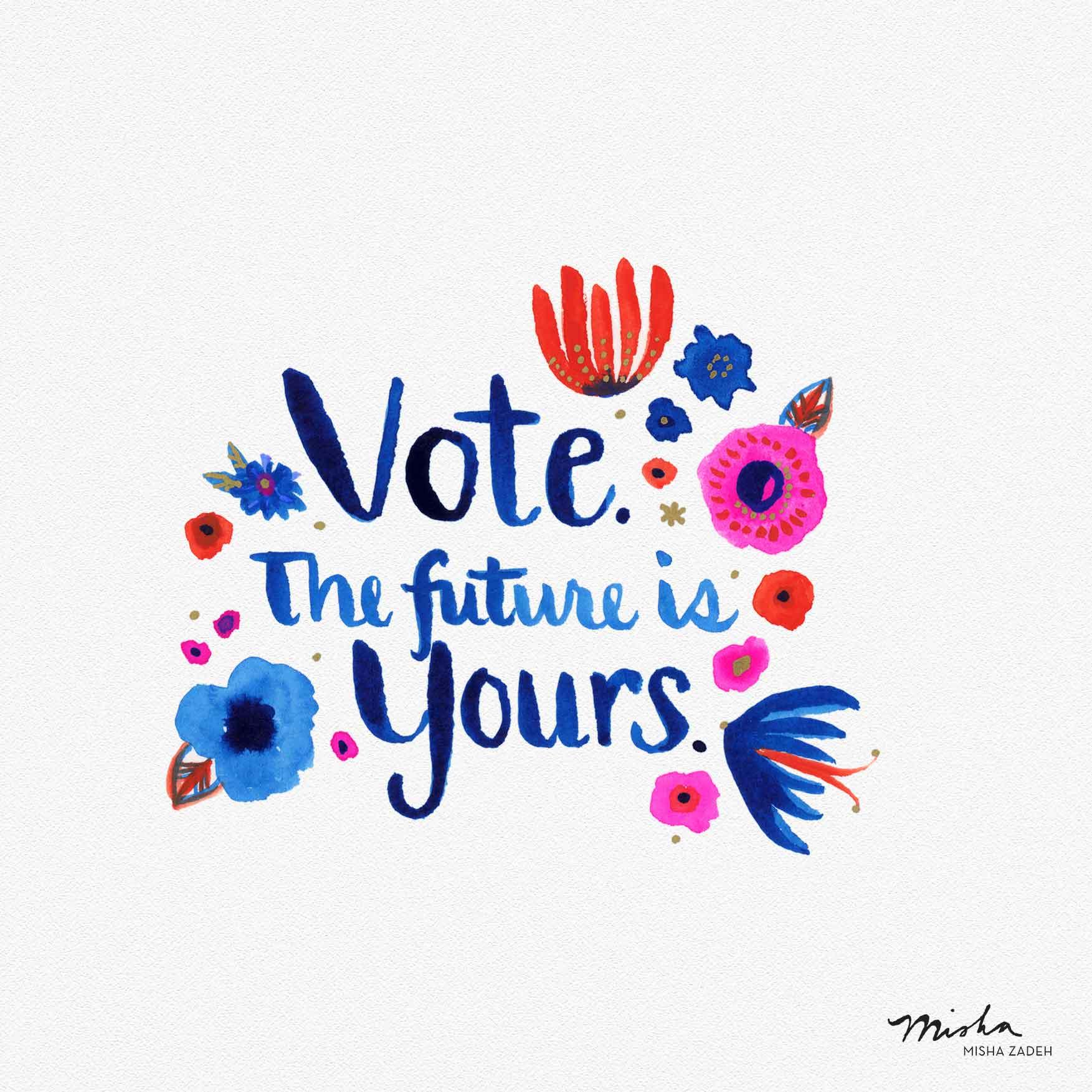 Vote 2016 / Misha Zadeh
