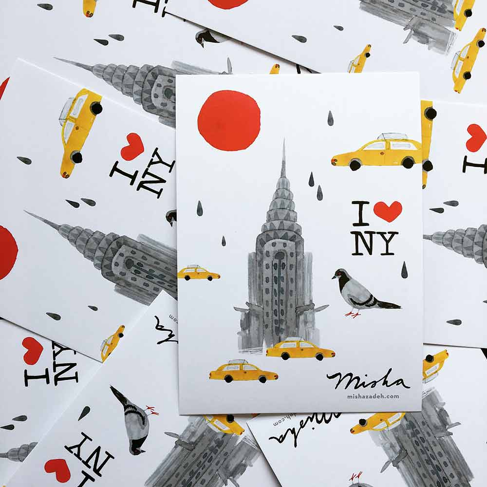 Misha Zadeh heading to NYC for SURTEX 2017 - Exhibiting in Booth 2709
