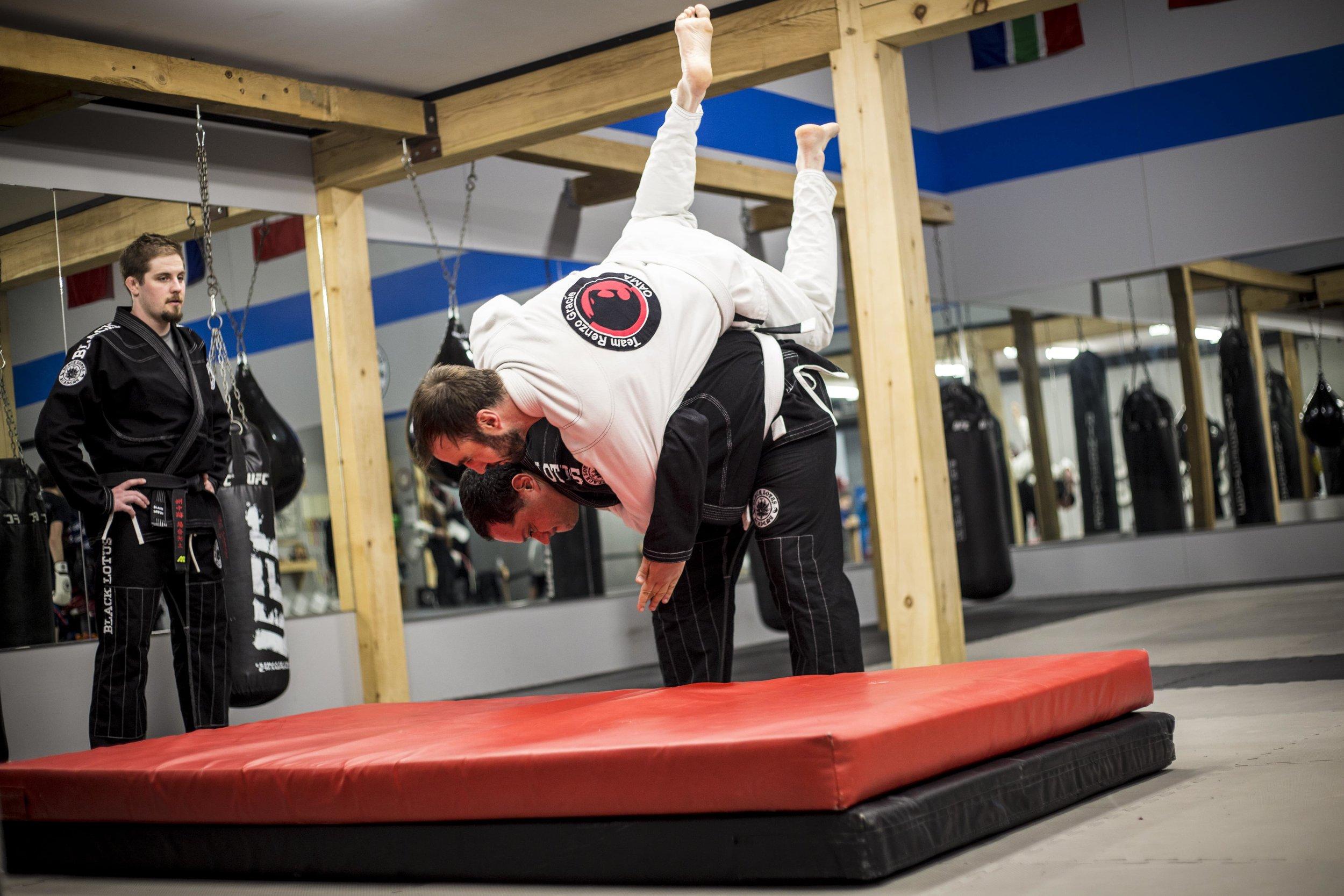 Judo for Adults in Orillia