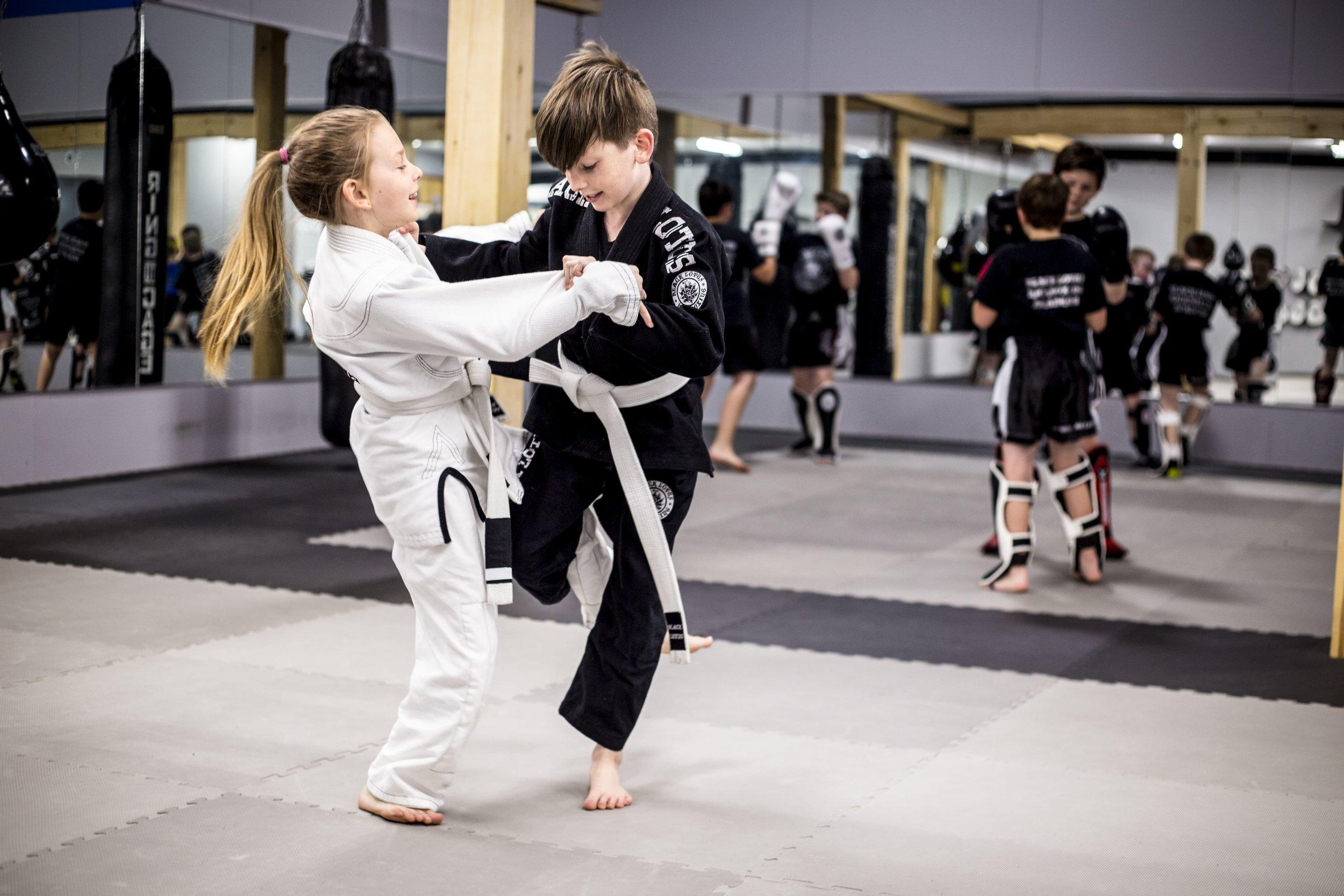 Judo for Kids in Orillia