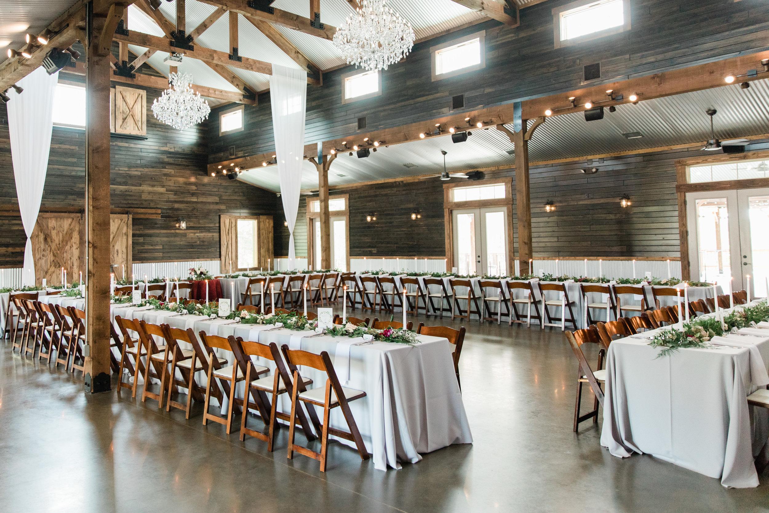 weekend long wedding package indoor barn venue college station.jpg