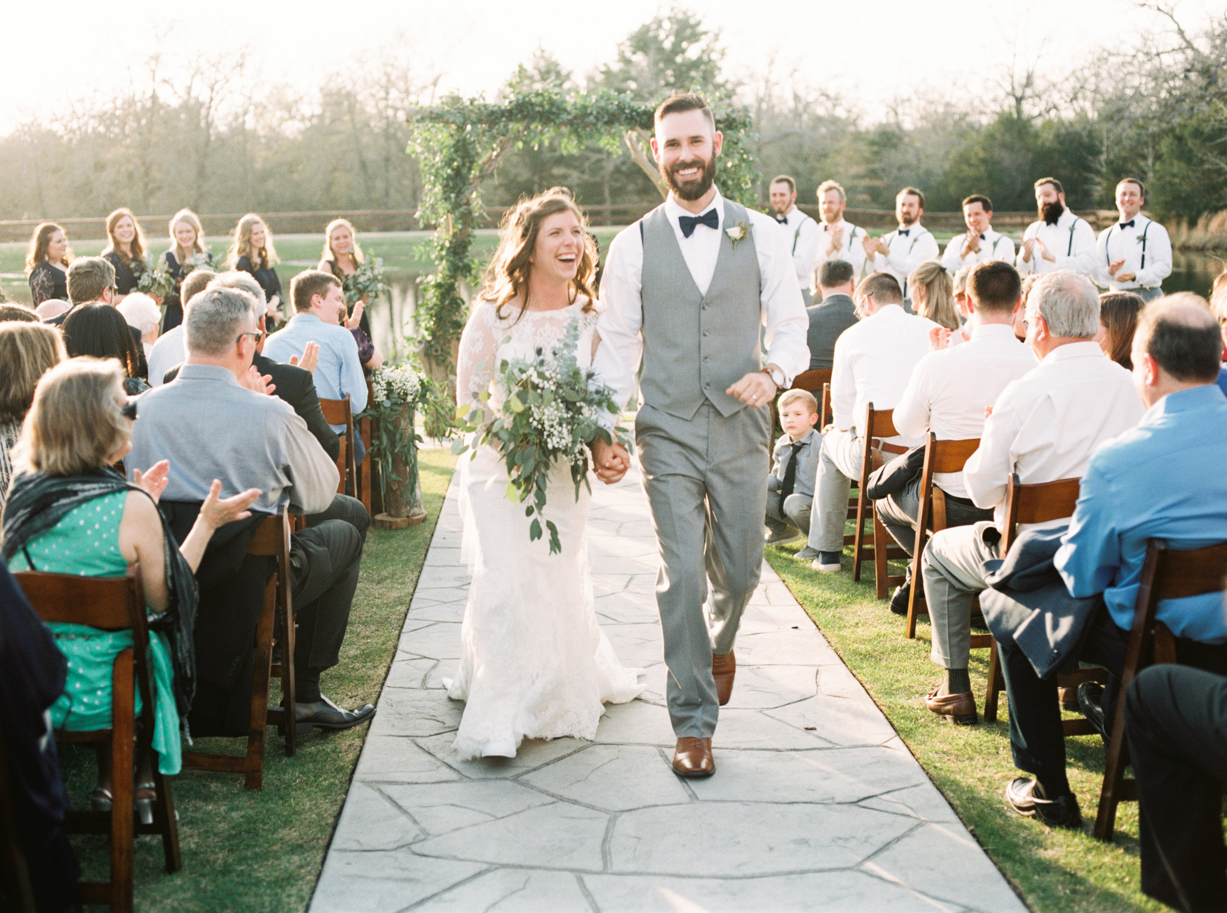 Looking for the perfect wedding venue? - Pull up a chair, a mason jar of sweet tea, and get to know us a little better.Peach Creek Ranch is the newest venue in College Station, Texas. We pride ourselves in providing a full-service wedding experience - without all of the stress.