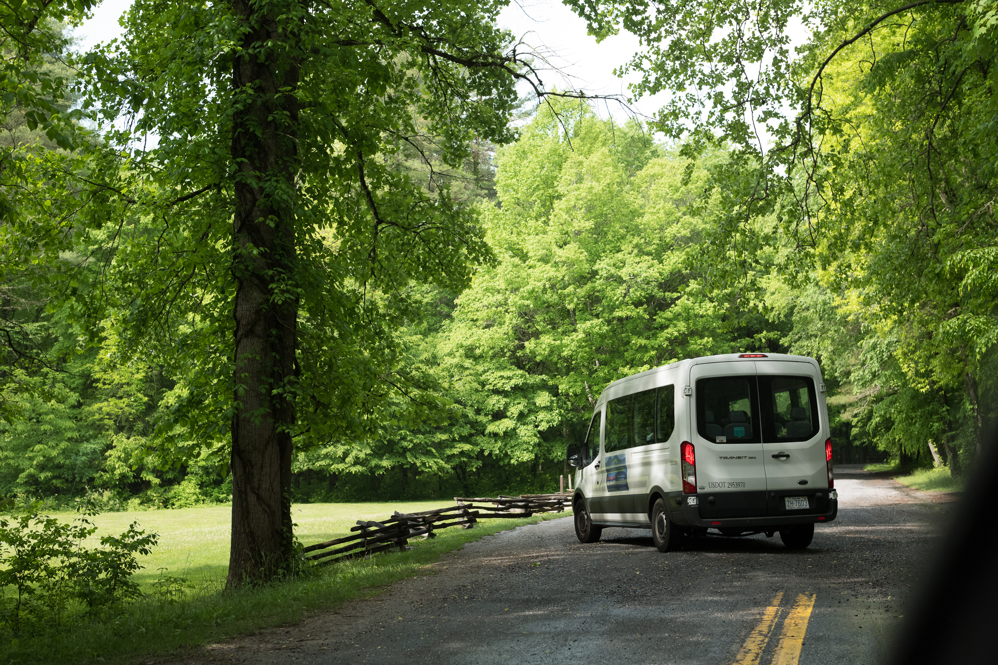 Hit the Road - Stories bring people into the experience that you're selling.