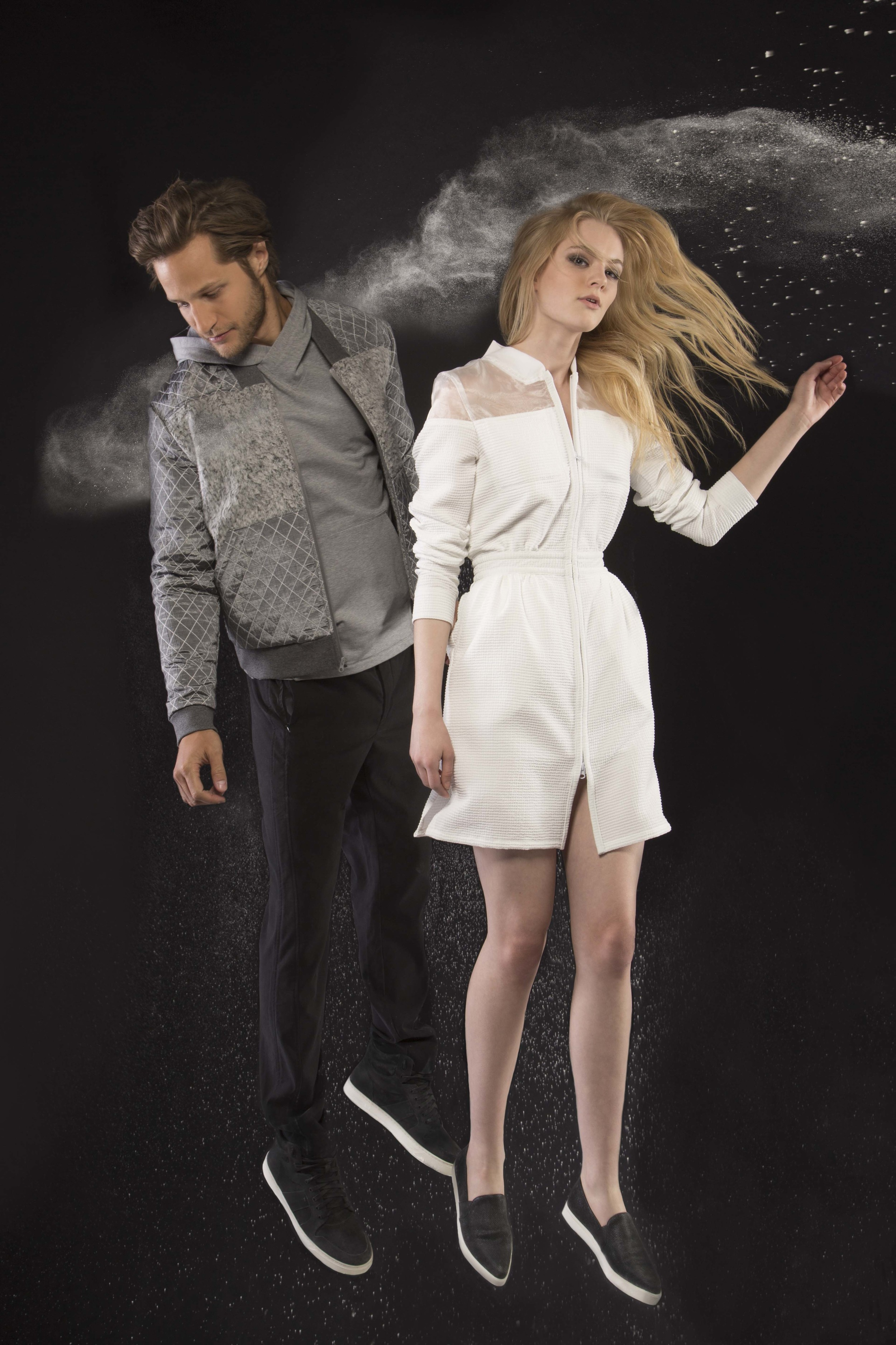 A Galaxy-Themed Fashion Shoot
