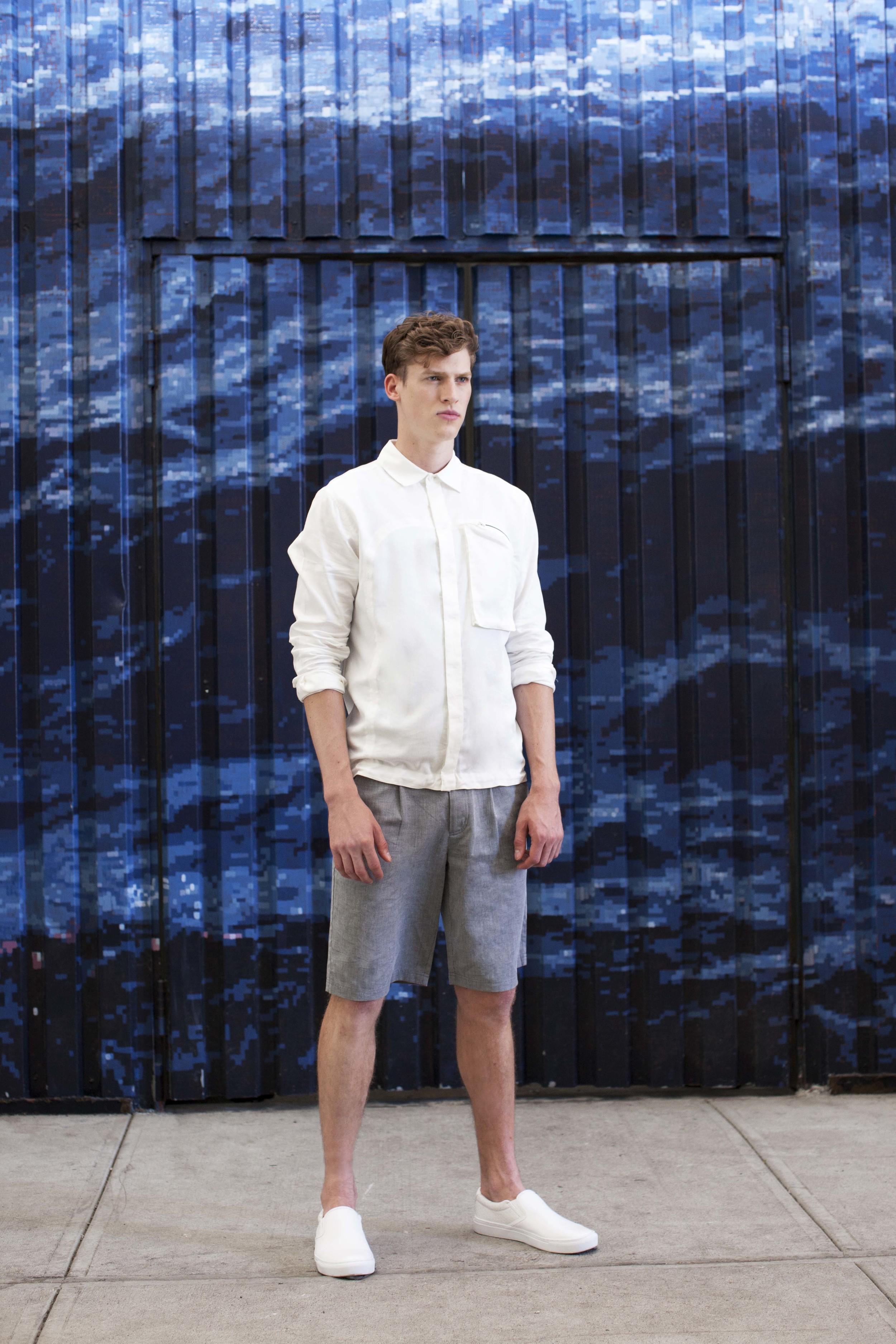 Men's Spring/Summer Lookbook