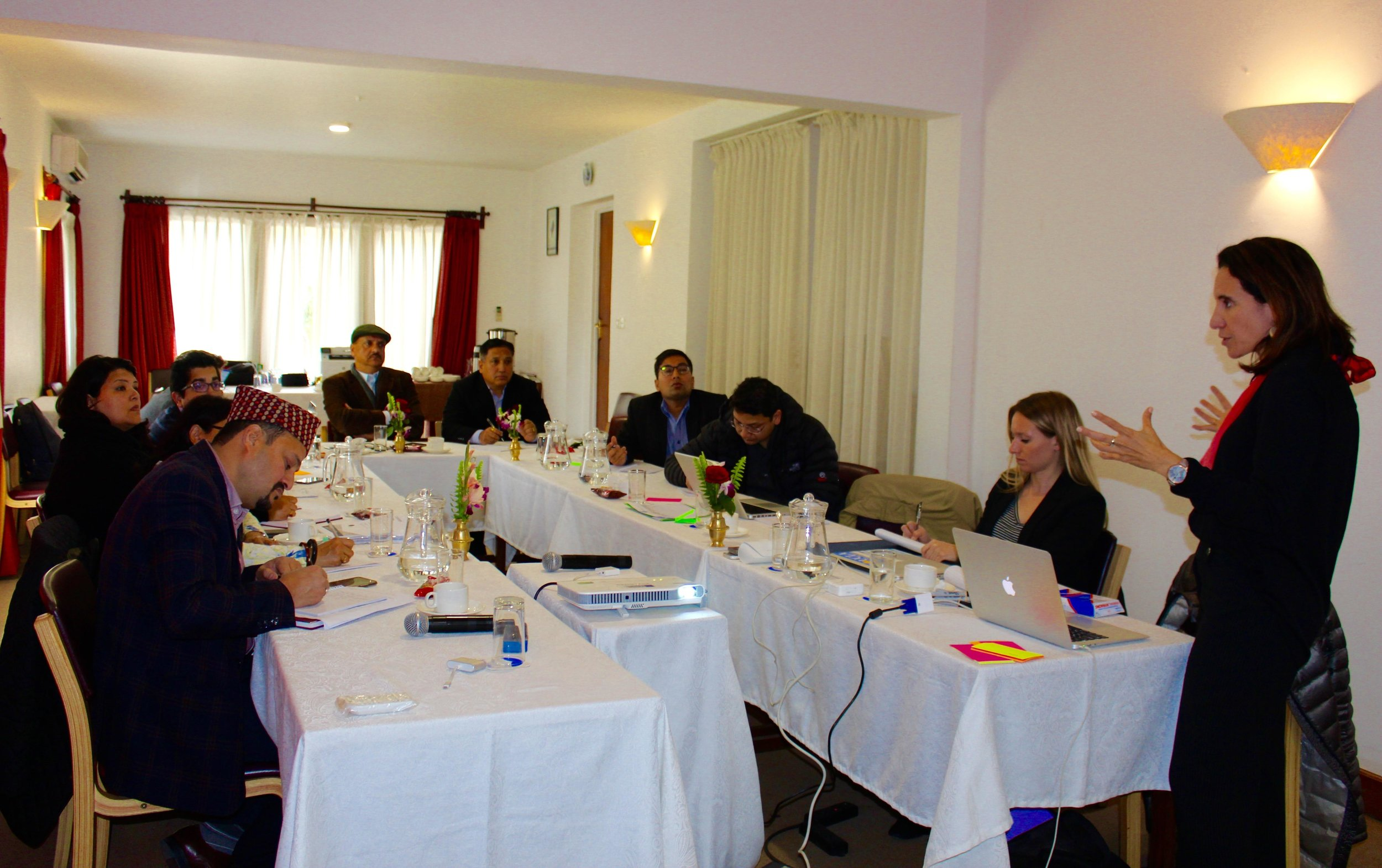 Day 3: Capacity Building with Nepal Investment Bank