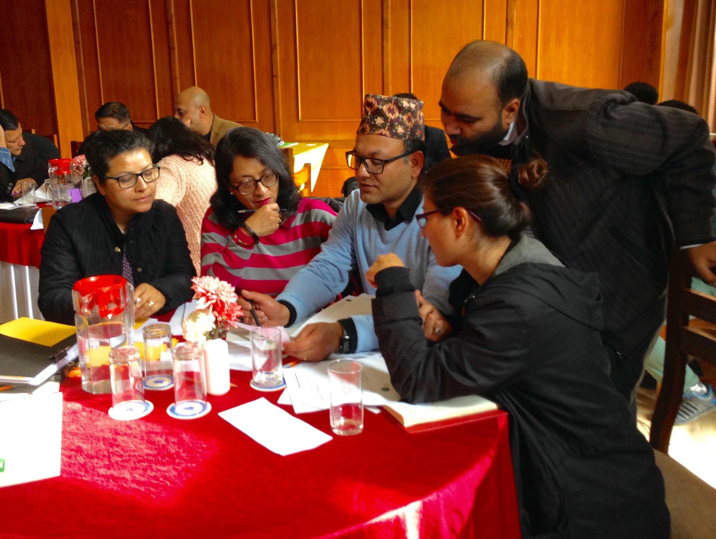 Day 1: GCF Fund Project Development Training