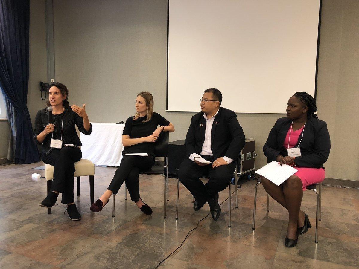 GCF Panel on Direct Access