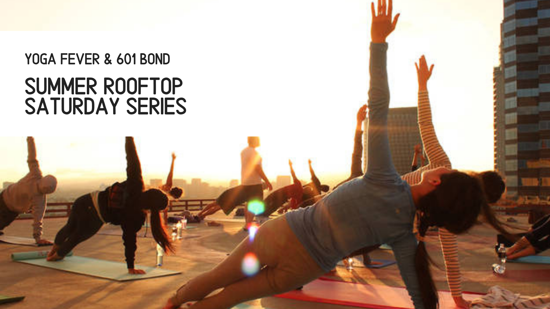 Rooftop Yoga in Grand Rapids
