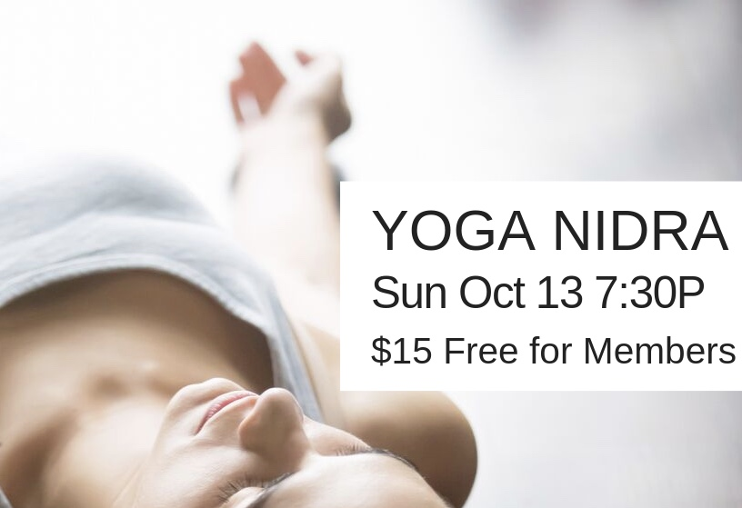 Yoga Nidra  Yoga for Sleep