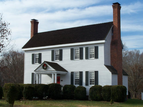 Edgemont, Mosby's birthplace