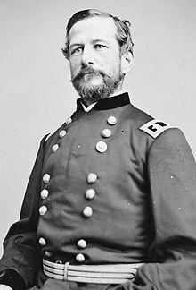 Maj. Gen. Alfred Pleasanton