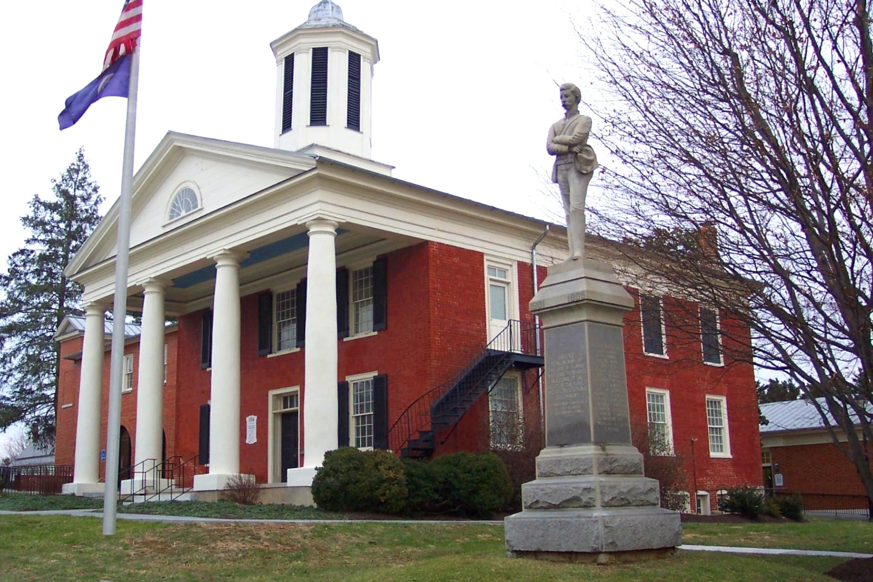 Clarke County Court House