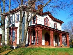 Brentmoor, Mosby's home in Warrenton