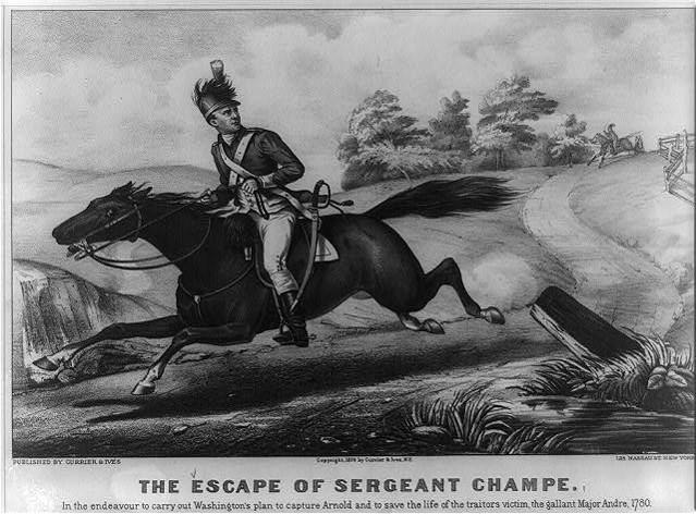 The Escape of Sergeant Champe (LOC).jpg
