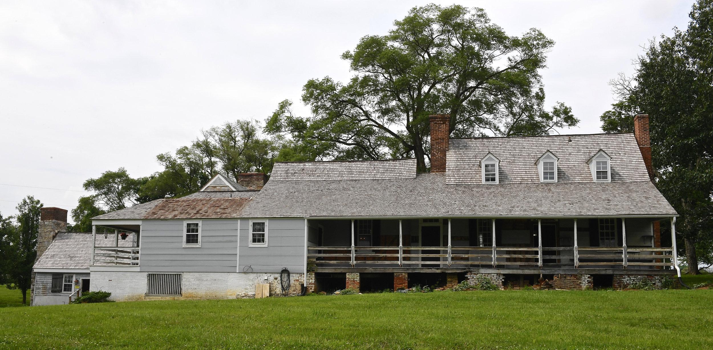 Clermont Farm, near Berryville