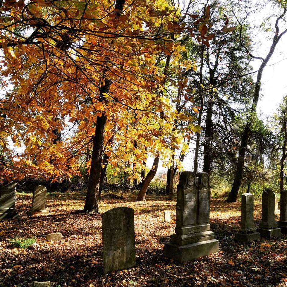 South Fork Burying Ground, near Unison