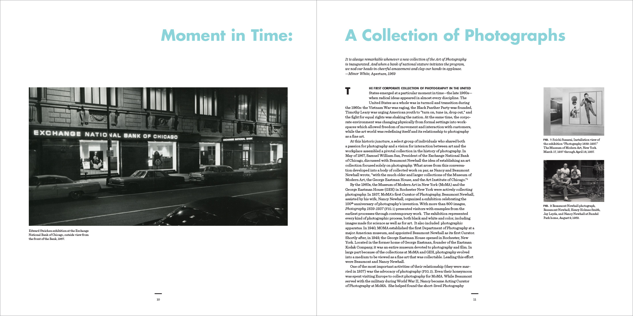 Moment in Time: A Collection of Photographs