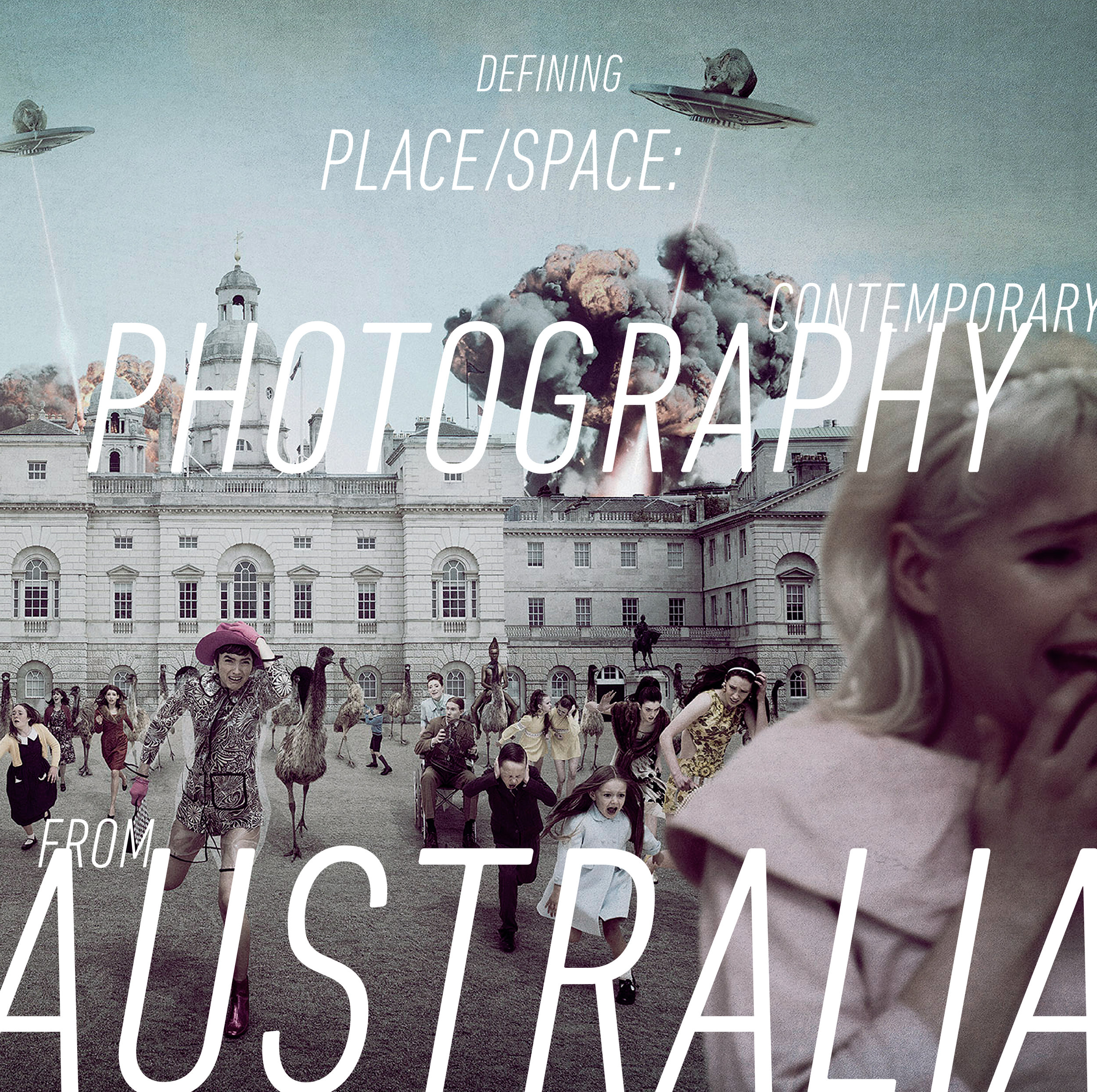 Defining Place/Space: Contemporary Photography from Australia