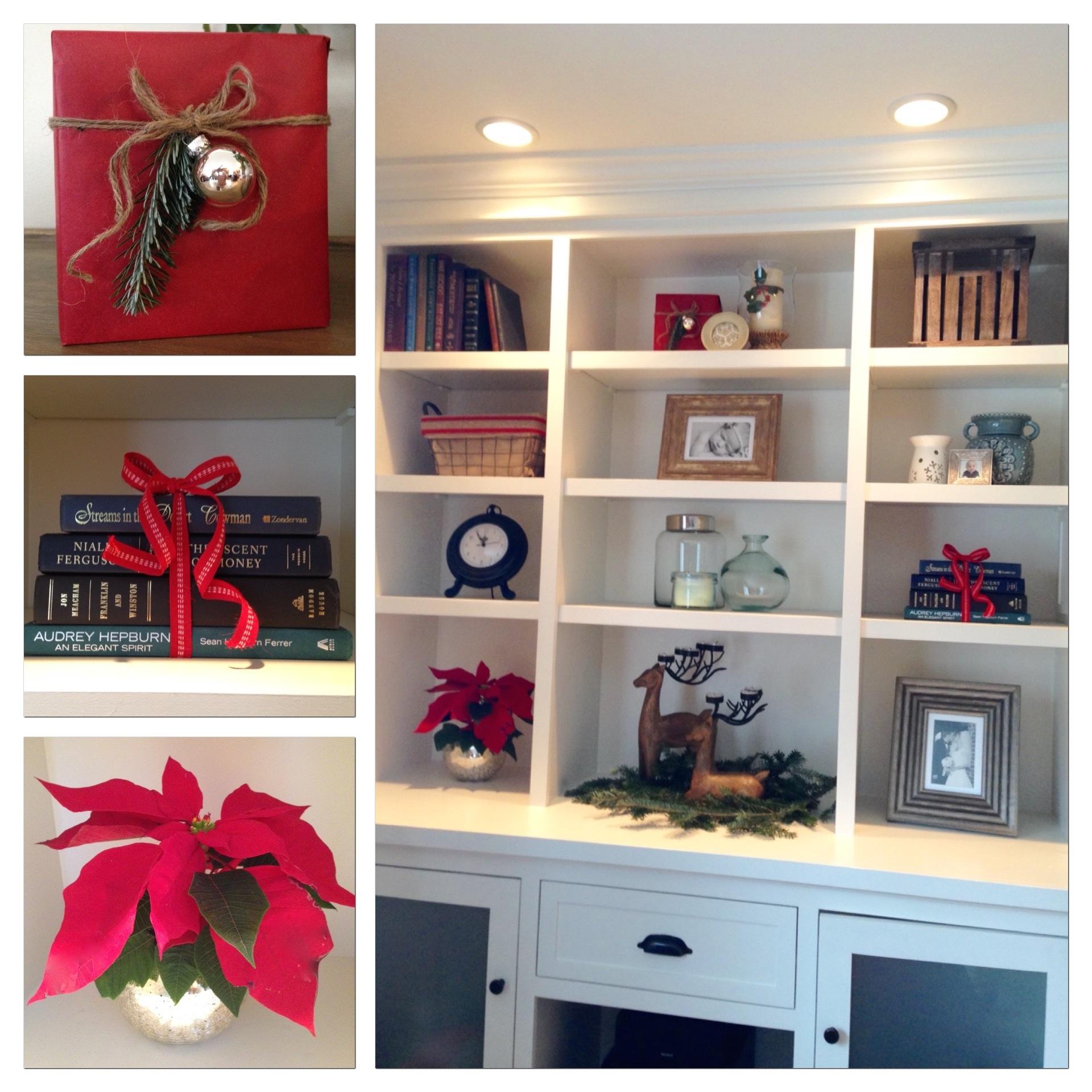 christmas decor on a budget :: SurvivingSarah.com