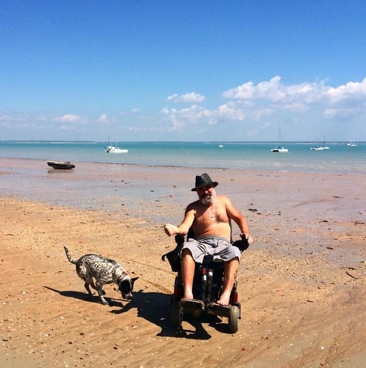 Darwin low tide