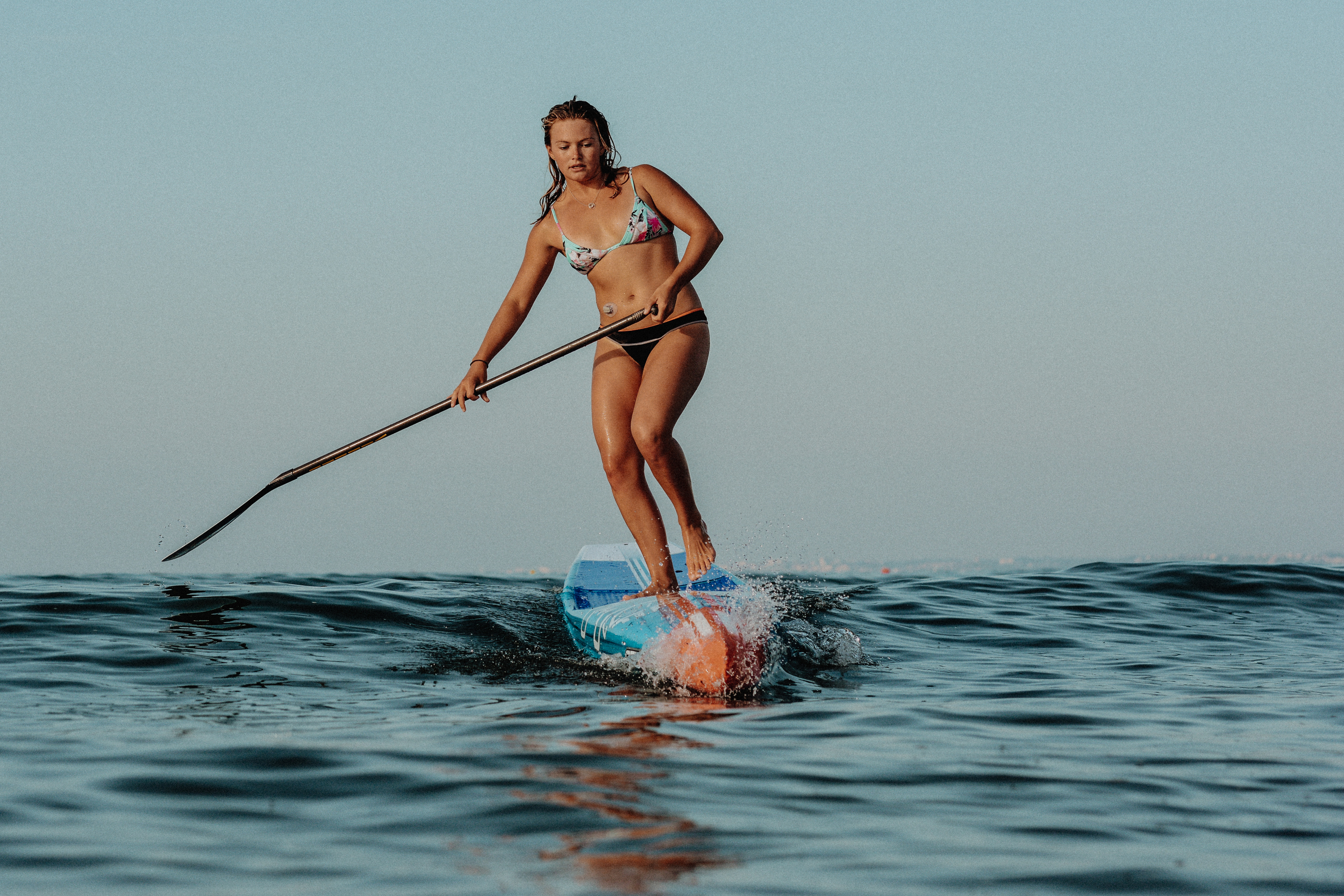 Fiona Wylde - Hood River, Oregon - Pro Stand Up Paddler & Windsurfer