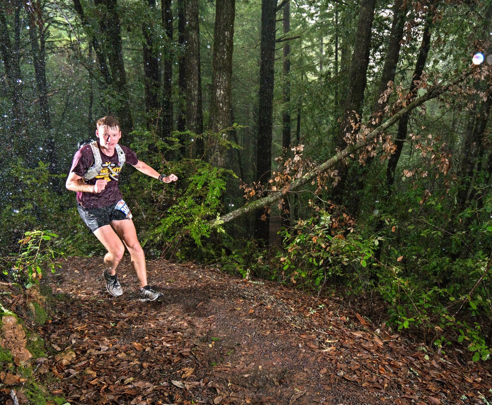 Ben Bosch - Mountain View, CA - Runner
