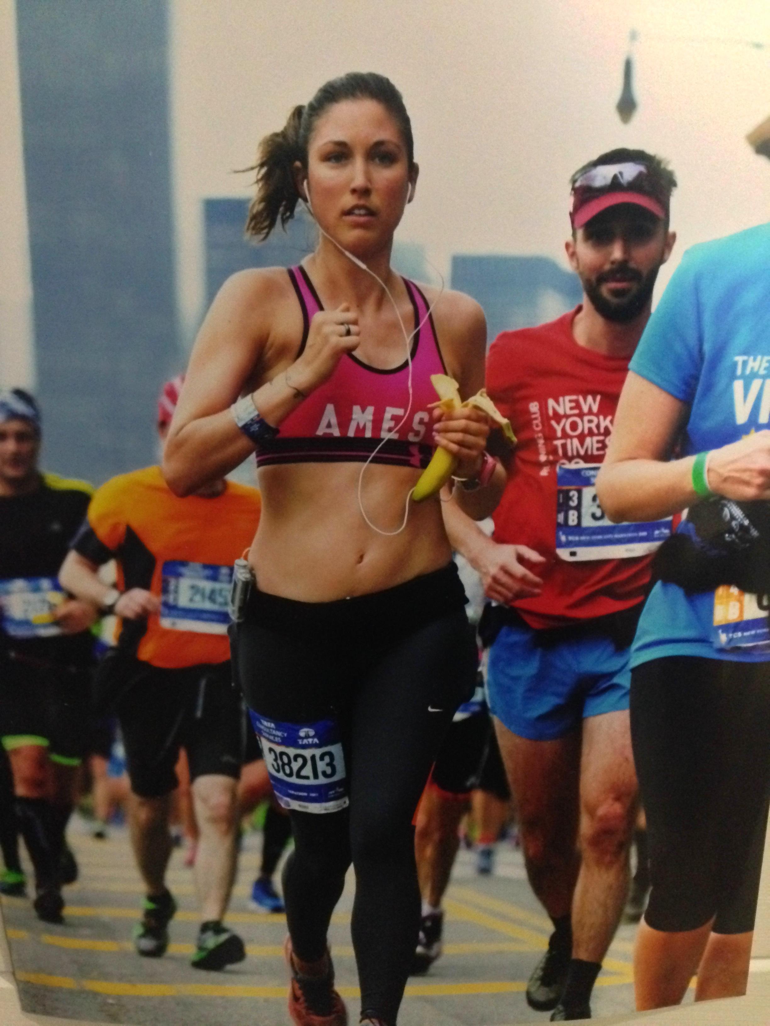 Amy McKinnon - Sydney, Australia - Runner