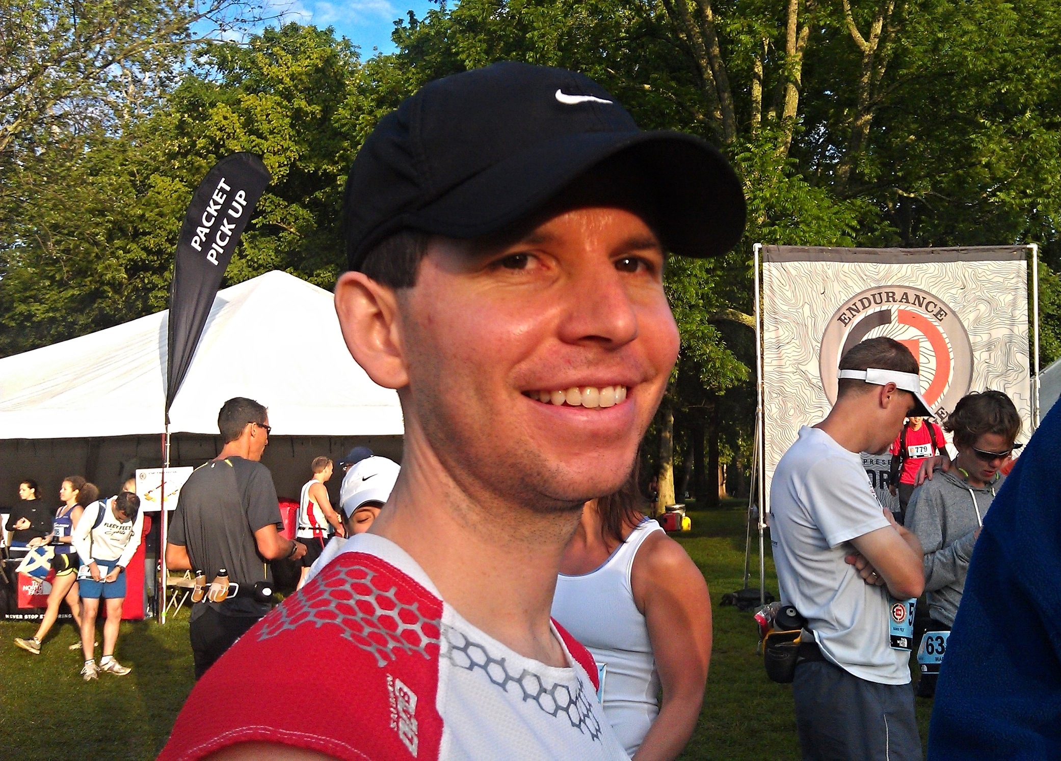 Sean McPherson - San Jose, CA - Runner & Backpacking