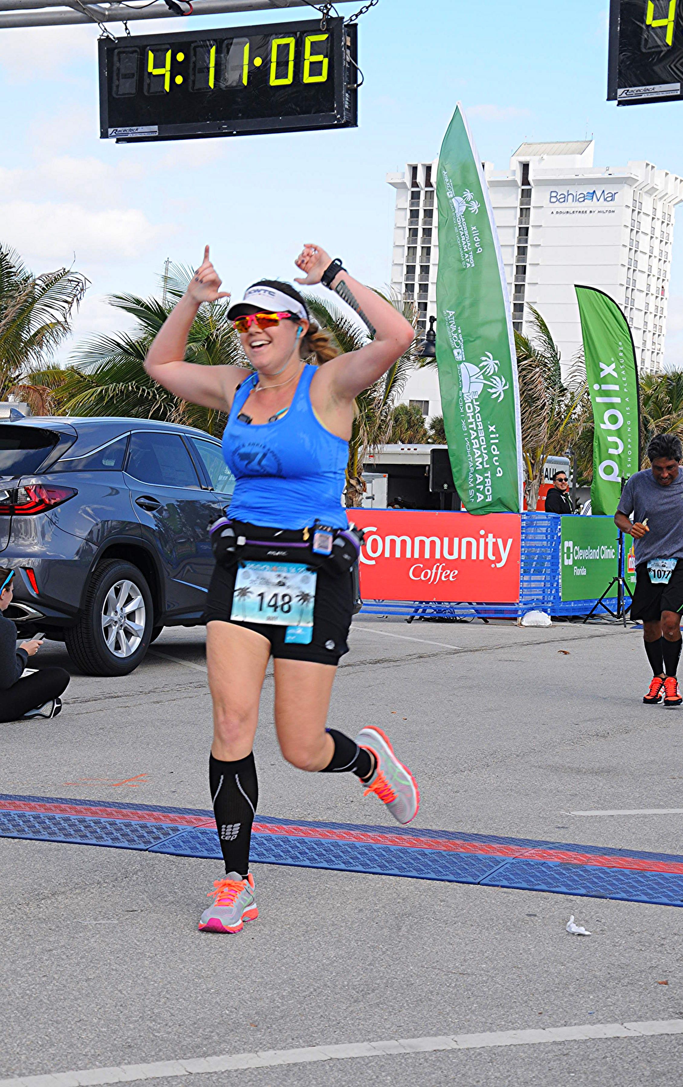 Amy Coley - Key West, FL - Triathlete & Runner