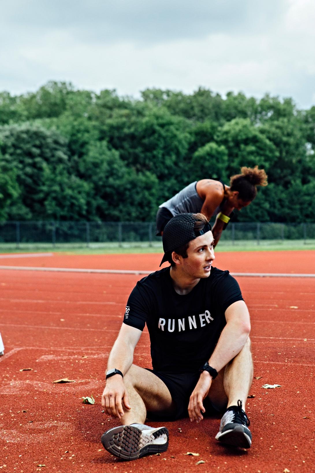 Rob Jones - London, England - Runner