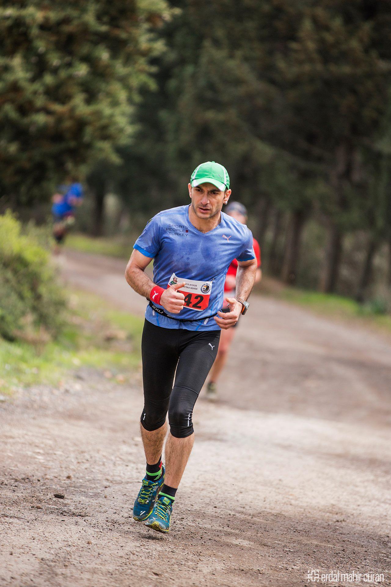 Gurkan Acikgoz - Istanbul, Turkey - Runner