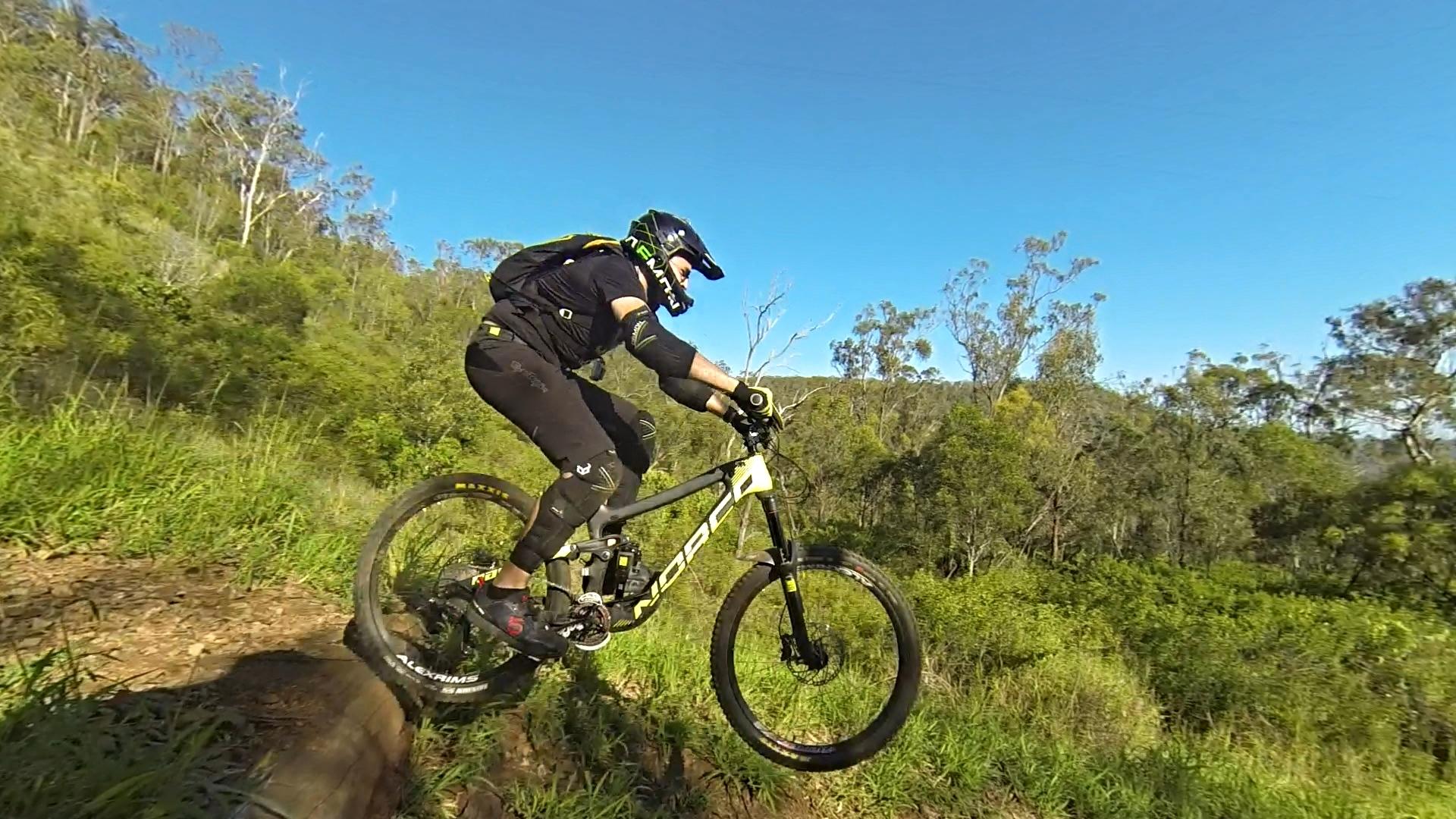 Jon Willis -  Toowoomba, Queensland, Australia - Mountain Biker