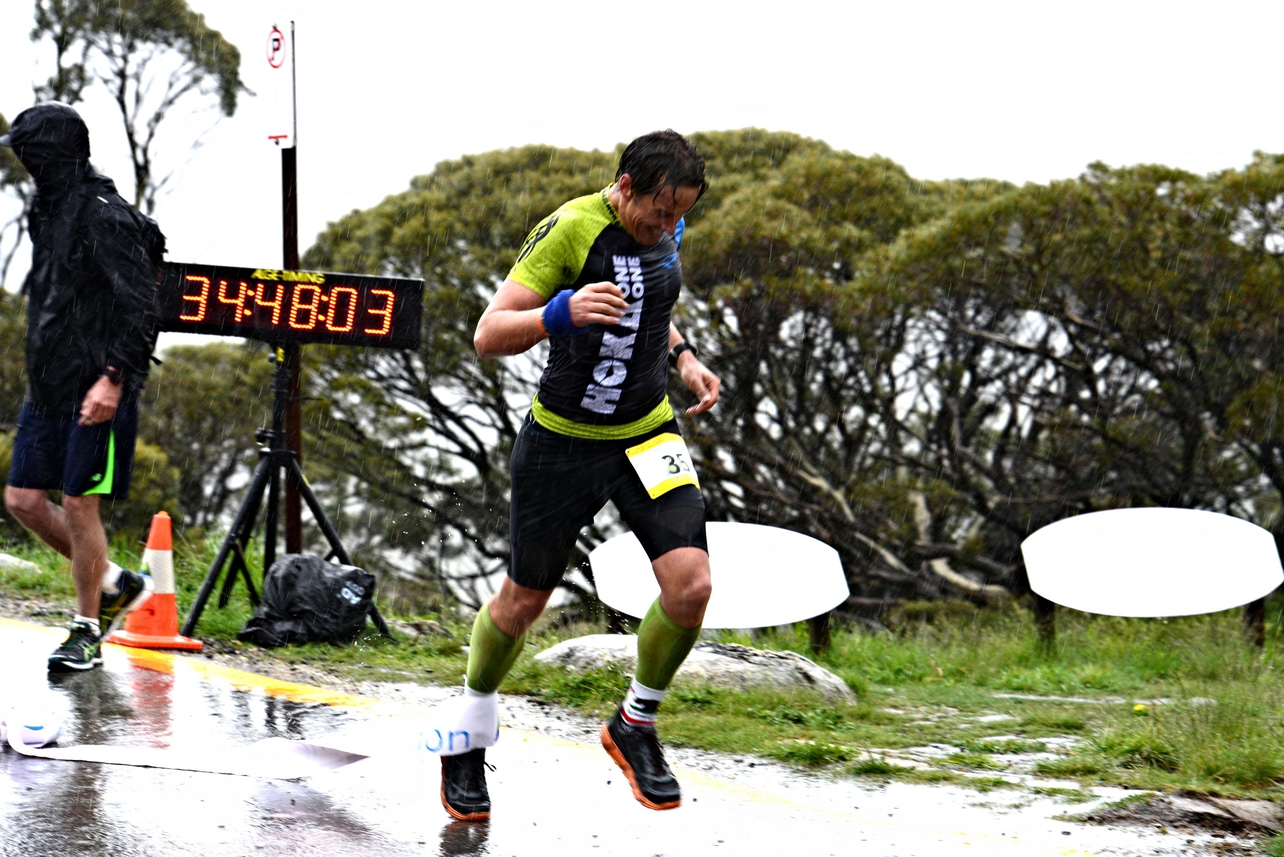 Roger Hanney - Sydney, Australia - Ultra Runnner