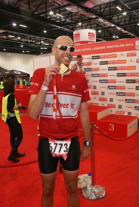 Matthew Cops - Runner & Triathlete - London, England