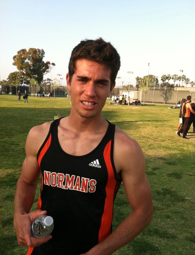Sebastian Vericella - Beverly Hills, CA - Track & Field